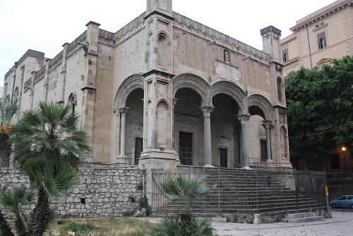 Chiesa di Santa Maria della Catena in Palermo