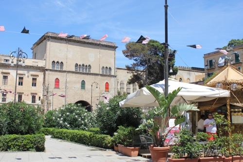 Piazza Kalsa, Palermo