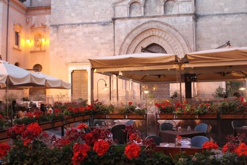 Piazza San Francesco, Palermo