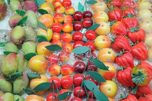 Frutta di Martorana at Pasticceria Cappello in Palermo