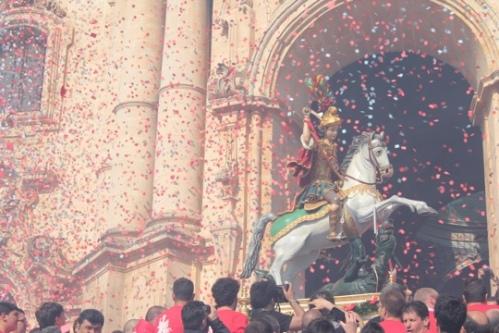 La Festa di San Giorgio in Modica