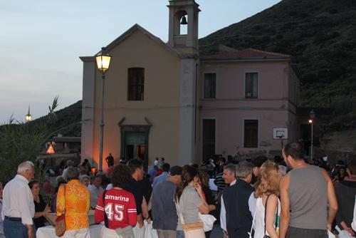 La Festa di Capperi in Pollara, Salina