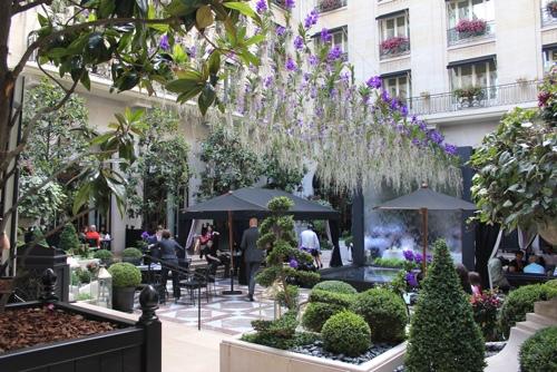 La Galerie at the Hotel George V in Paris