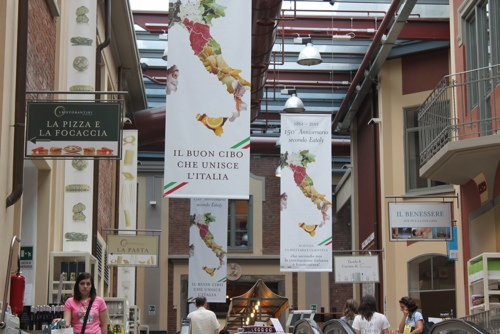 Eataly in Turin
