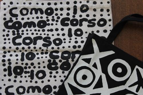 Bags from 10 Corso Como in Milan