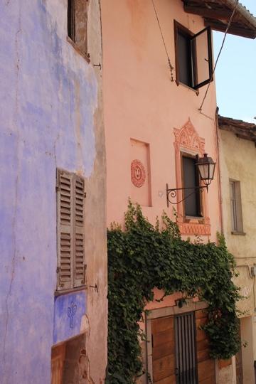 The colours of Monforte d'Alba