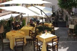 Restaurants in Taormina