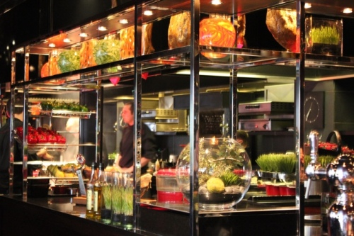 L' Atelier de Joel Robuchon in Paris
