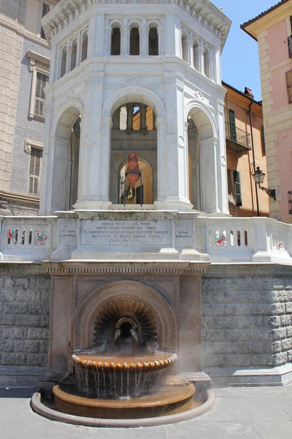 La Bollente, Acqui Terme