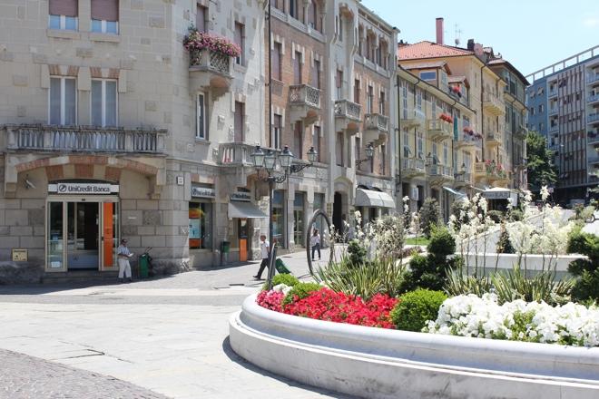 Piazza d'Italia, Acqui Terme