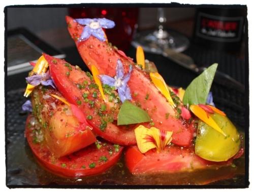 'Les Tomates' at L'Atelier de Joel Robuchon