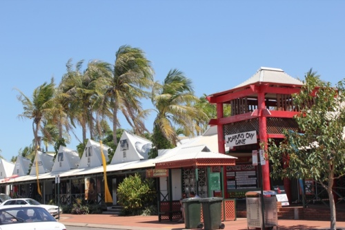 Johny Chi Lane in Carnarvon St, Broome