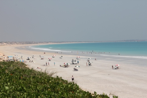 Cable Beach looking south