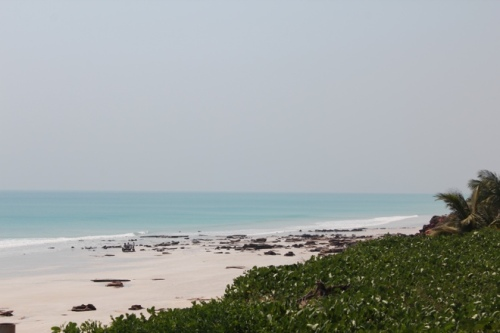 Looking north on Cable Beach
