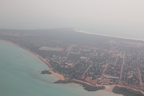 Broome from the air