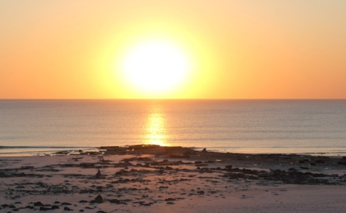 Sunset at Cable Beach, Broome