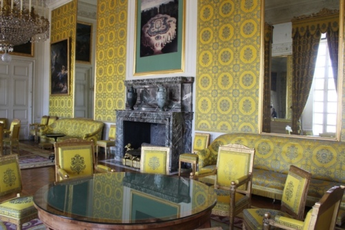 Louis-Philippe family room at the Grand Trianon, Versailles