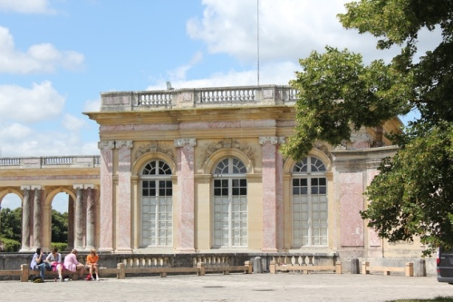 The Grand Trianon, Versaille