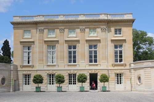 The Petit Trianon, Versaille