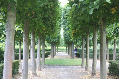 Gardens of the Grand Trianon, Versaille