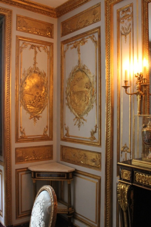 King's Dressing Room at Versailles
