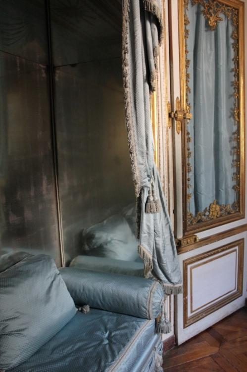 Marie Antoinette's Boudoir at Versailles