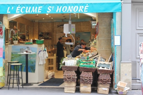 L'Ecume St Honore, Paris