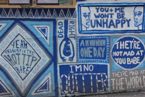 Hosier Lane Street Art, Melbourne