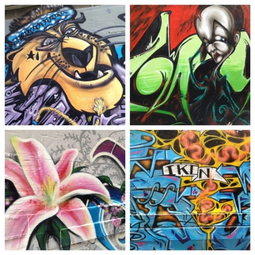 Union Lane Street Art, Melbourne